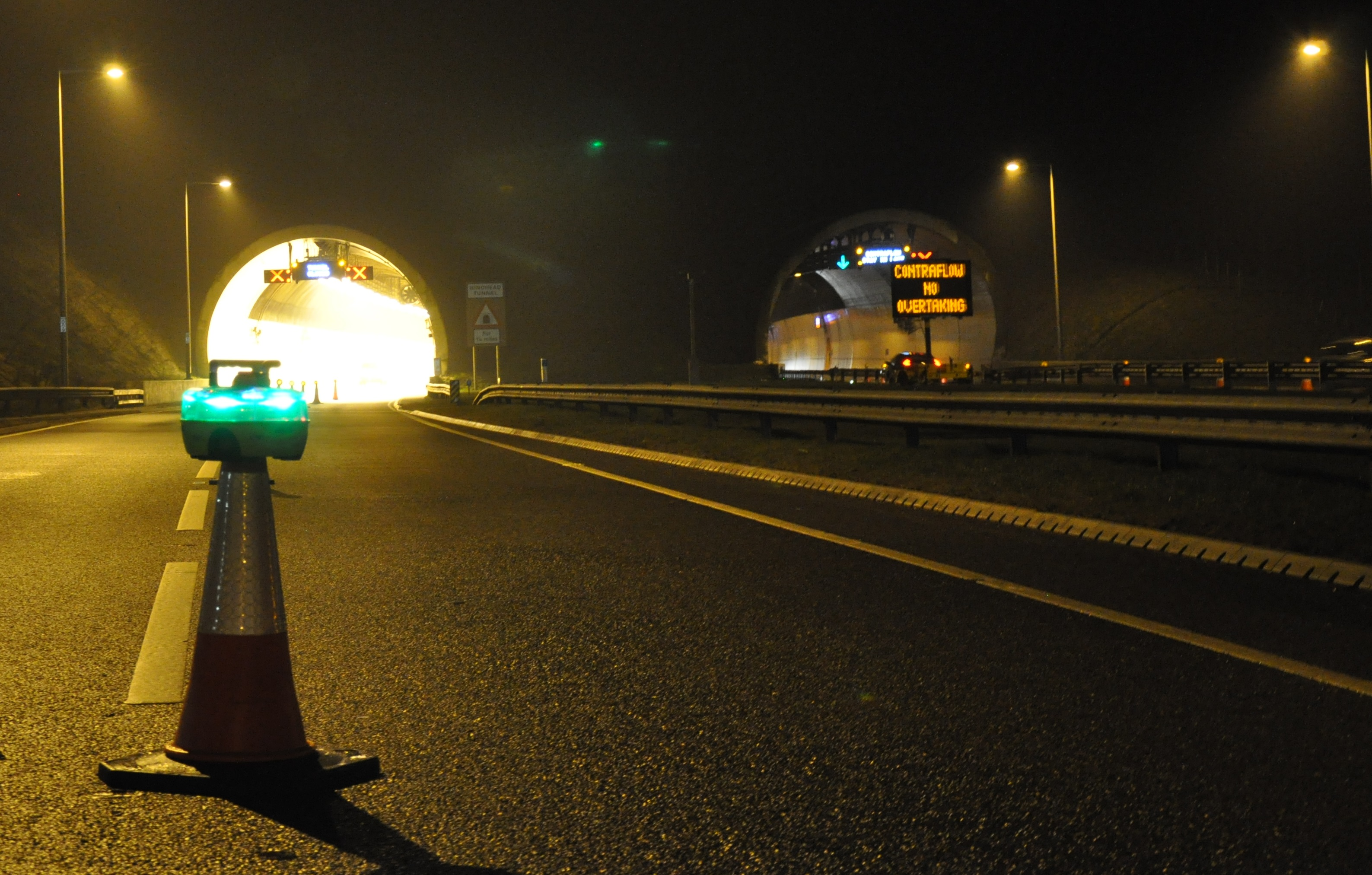 2014 Area 3 Hindhead Tunnel